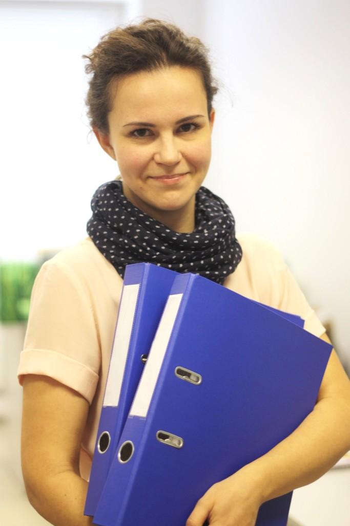 Бухгалтер Мария Мичкуленко